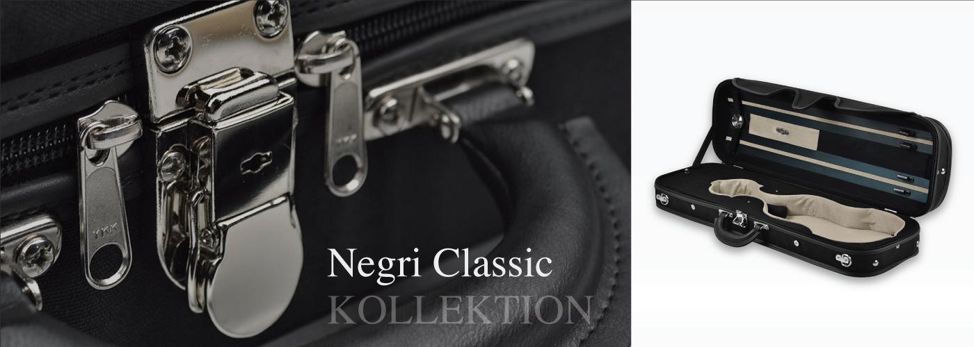 negri cases negri classic kollektion violin viola geige bratsche etui