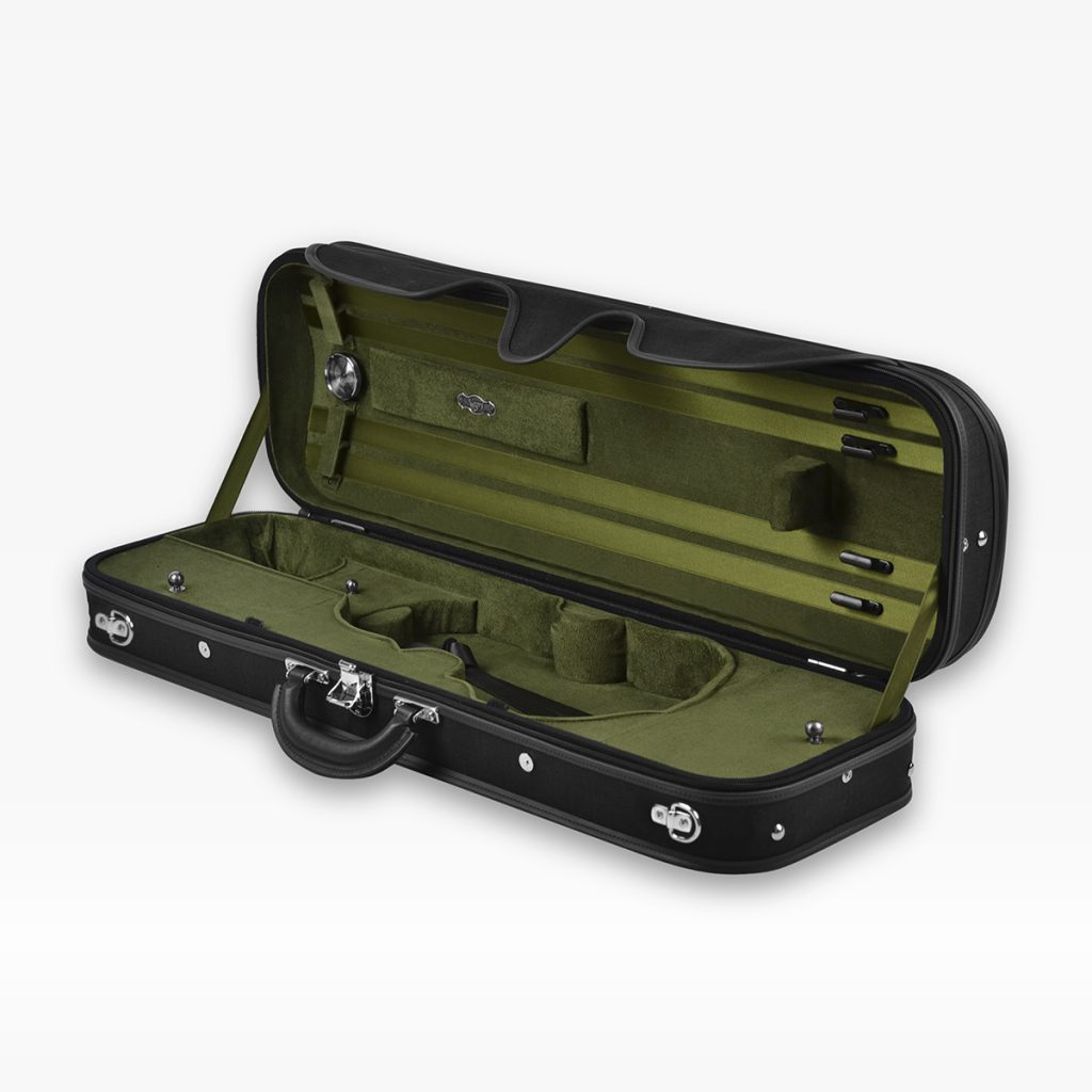 Negri Cases Milano Black and Olive Green