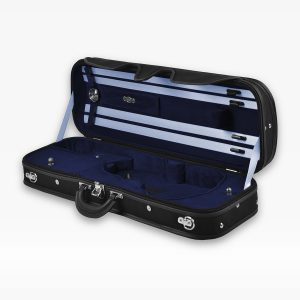 Negri Cases Milano Viola Black and Navy Blue