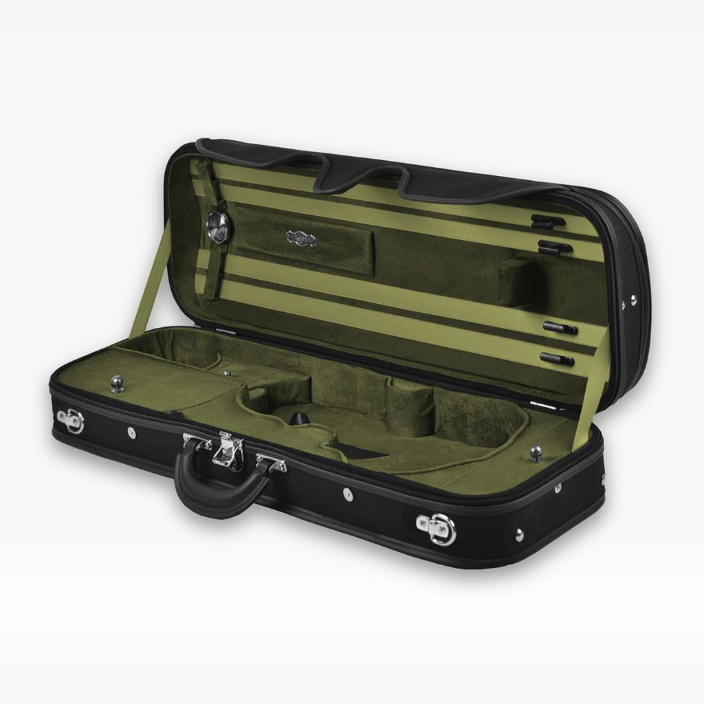 Negri Cases Milano Viola Black and Olive Green
