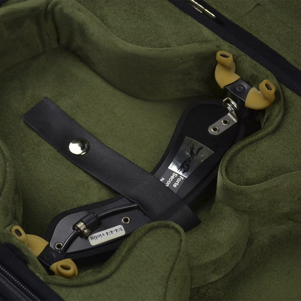 Negri Cases Venezia Black and Olive Green