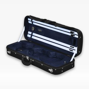 Negri Cases Venezia Viola Black and Navy Blue