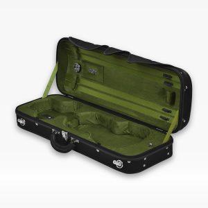 Negri Cases Venezia Viola Black and Olive Green